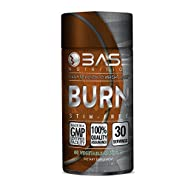 BASE FAT BURNER For Men And Women - Lose Weight Now With Our Patented Ingredients* - Dual Action Allows You To Burn Fat While Also Working As An Appetite Suppressant* - 30 Day Supply