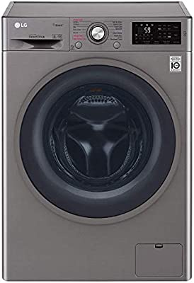 Lg 8kg Wash 5kg Dry 1400 Rpm Washer Dryer Stone Silver F4j6tmp8s 1 Year Warranty Buy Online At Best Price In Uae Amazon Ae