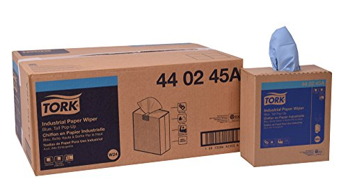 ial Paper Wiper, Pop-Up Box, 4-Ply, 8.54