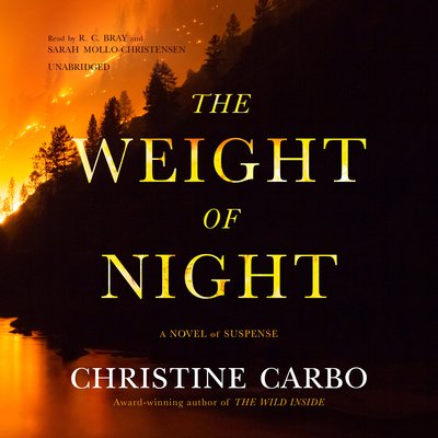 Blackstone Audio 9781504760744 The Weight Of Night – A Novel Of Suspense Audio Book