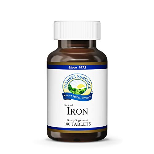 Iron-Chelated /25MG (180) ()