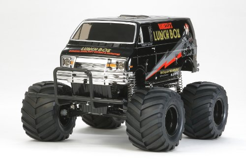 J Car Chassis - 1/12 Lunch Box Black Edition