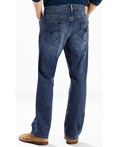 Levi's Men's 559 Relaxed Straight Fit Jean - 30W x 32L - Indigo (Straight Relaxed Jean Leg 559)