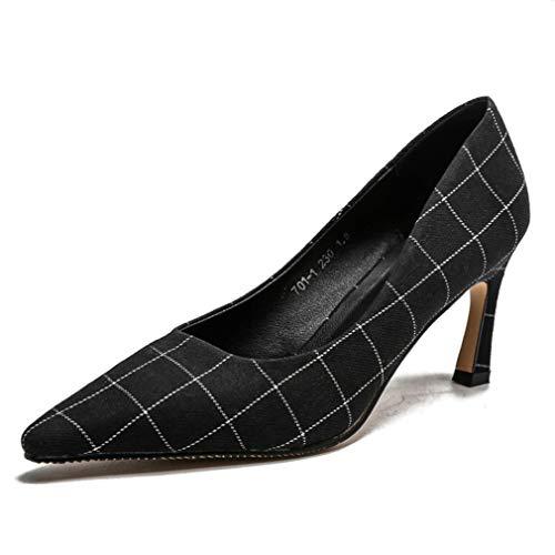 Yan Un In Fashion Dress New Wedding Da amp; Evening Lady's Tacco Shoes Elegante Shoe Alto Donna Microfibra Lady Party Sexy Scarpe RqrSnR