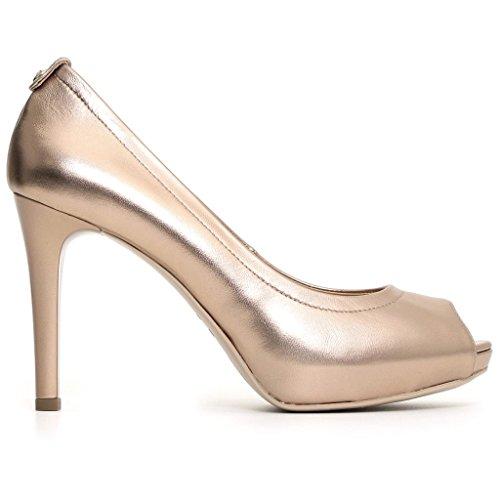 Altas Mujer Nero Size Beige Giardini Zapatillas 40 Eu tHHrFpq