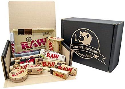 RAW pack kit de fumador: Amazon.es: Salud y cuidado personal