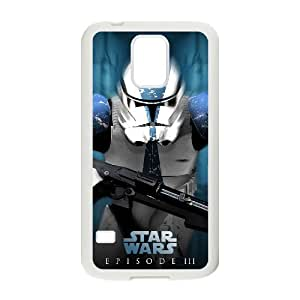 QSWHXN Customized Print Star Wars Soldier Hard Skin Case For Samsung Galaxy S5 I9600