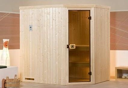 Kasala 3 exclusiva - Weka Sauna incluido 7.5 kW Bio-estufa
