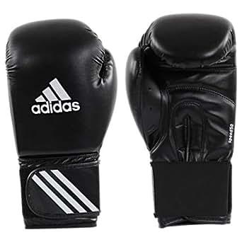 Adidas Speed 50 Boxing Gloves, Black - 8 oz