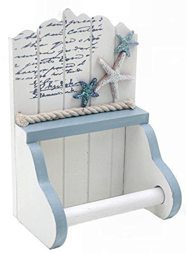 Starfish Toilet Roll Holder- Nautical Design