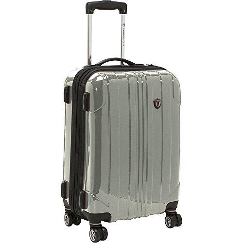 travelers-choice-sedona-21-in-hardside-spinner-pewter
