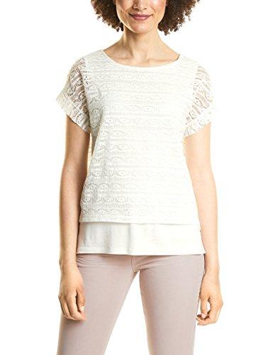 White Shirt One Off Donna T Street 10108 Avorio vqSUn