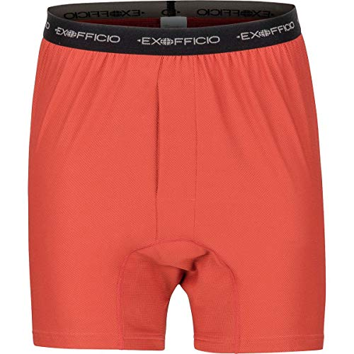 ExOfficio Give-N-Go Boxer - Men's Retro Red, XXL