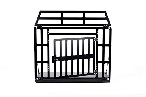 ROCKY II dog gate for cars - fits all car brands and dog breeds 4