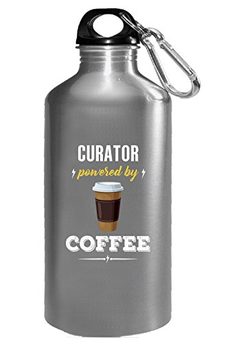 Curator Powered By Coffee Cool Gift - Water ()