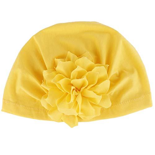 Weiliru 2019 Newborn Hospital Hat Infant Baby Hat Caps with Bow Soft Cute Nursery Beanie Hat