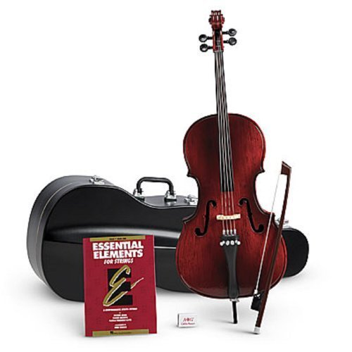 AMERICAN GIRL CELLO SET by American Girl by AMERICAN GIRL