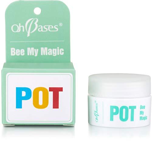 Bee My Magic Pot All-in-1 Natural Anti Aging Wrinkle Cream Deep Skin Moisturizer, Décolleté & Under Eye Cream - 0.18 Ounce Cream