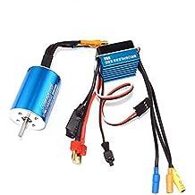 Chartsea CY-600007-17 motore bruhless 2838 4500KV + Sensorless 35A Brushless ESC (A)