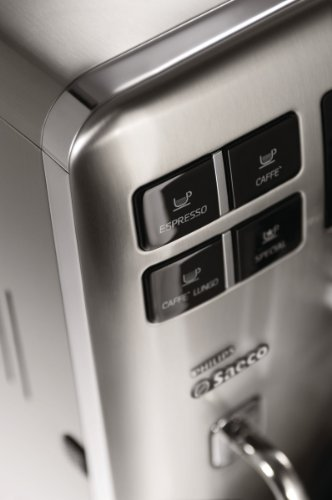 Philips Coffee Maker With Aroma Swirl Metal : Kitchen Tools Philips Saeco Exprelia Stainless Steel Automatic Espresso Machine #104700