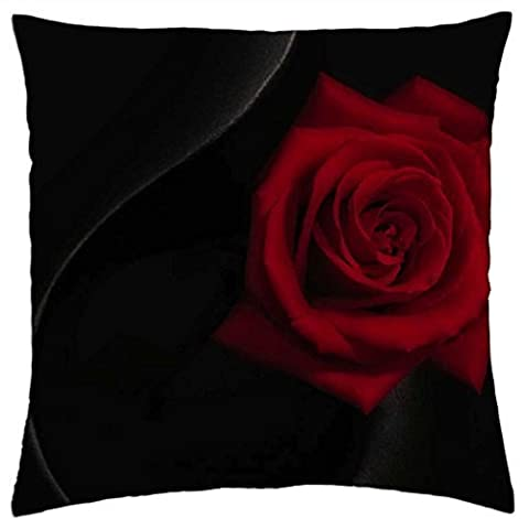Artistdecor Throw Pillow Covers Of Slimmingpiggy Comfortable Bedding Red Rose 18x18 Inch Pillow Case,for Pub,him,outdoor,kids,dining Room,home Theater 18 X 18 Inches / 45 By 45 Cm(each (Tom And Jerry Notebook)
