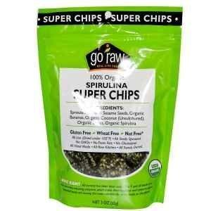 Go Raw Bites Sprulina Sprtd product image