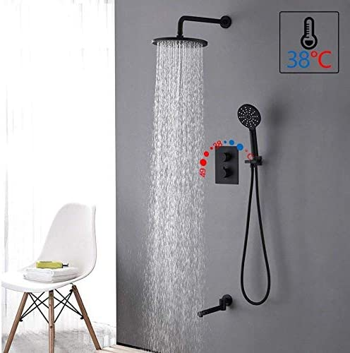 ZY-YY セットのシャワーの蛇口洗面シンクの滝の蛇口をシャワー混合栓浴室の蛇口のミキサー降雨がバス蛇口をタップシャワー