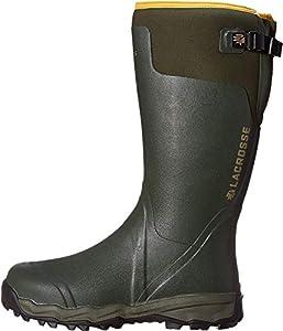 Lacrosse Men'S Alphaburly Pro 18″ Hunting Boot
