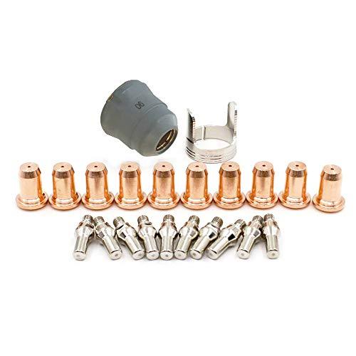 10pcs nozzle tips for PT-60 PT-40 IPT60 IPT-60 Plasma cutter Torch