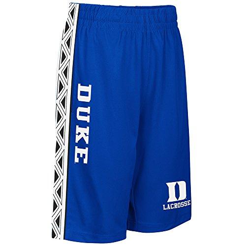 Duke Shorts Basketball - Duke Blue Devils Lacrosse Shorts -Adult-Medium