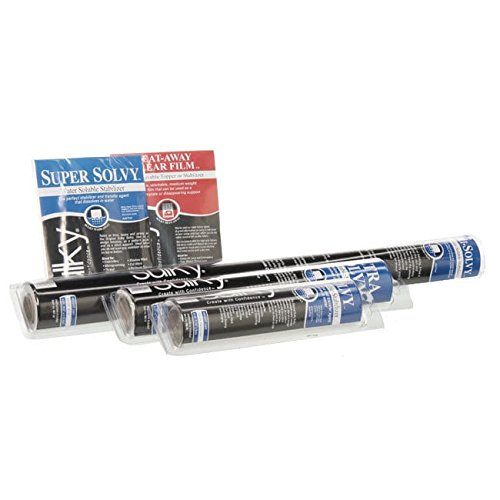Heat Away Stabilizer (Sulky Wash-away/ Specialty Stabilizer Assortment)