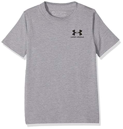 Under Armour Boys Y Challenger Ii Training Top Short-Sleeve Shirt