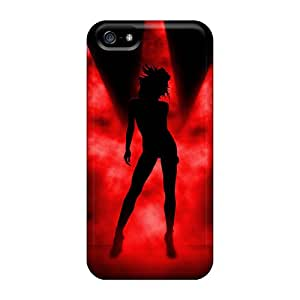 Iphone Covers Cases - Hd Dance Girl 1080p Protective Cases Compatibel With Iphone 5/5s