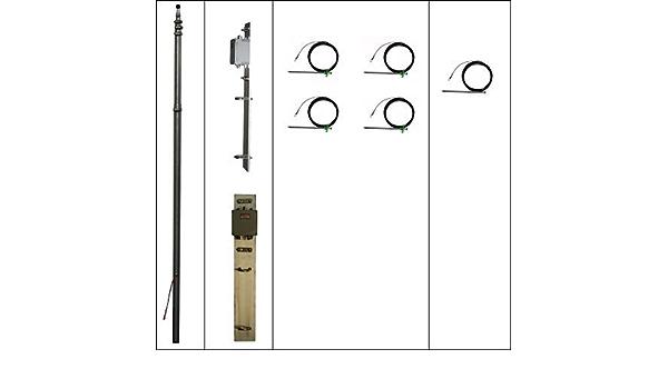 Alpha ProMaster Sr - Antena (10-160 m): Amazon.es: Electrónica