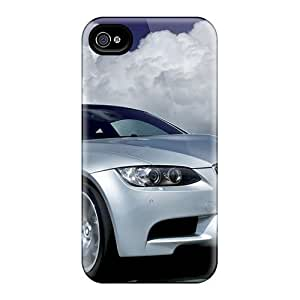 Durable Bmw M3 Back Case/cover For Iphone 4/4s