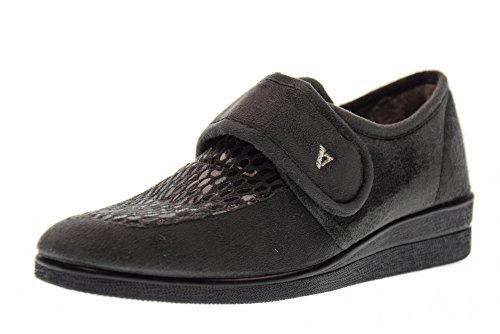 Frauenschuhe Antracite Anthrazit Schuhe 23203 Valleverde Off q47ACf