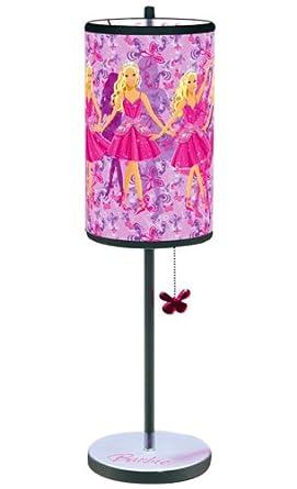 Barbie 3D Lenticular Image Lamp, Barbie Animated Lamp,Disney Princess Lamp  U0026 Lunch Bag