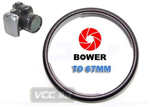 Lens Tube Adapter 67mm for Canon PowerShot SX520 HS SX60 HS SX50 HS SX40 HS SX30 IS SX20 IS SX10 IS SX1 IS