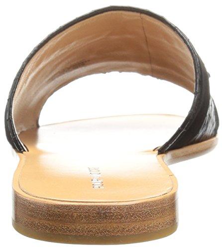 Pour La Victoire Women's Lake Slide Sandal Black PUO2qCpMUd