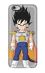 Fashion Case Cover For Iphone 6 Plus(king Vegeta)