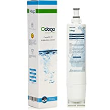 Odoga Whirpool 4396508 EDR5RXD1 4396510 WF-NLC240V Compatible Refrigerator Water Filter