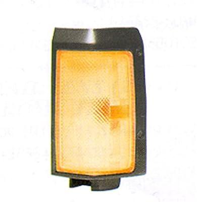 CPP Driver Side DOT//SAE Compliant Corner Light for 1986-1987 Nissan D21 NI2550108