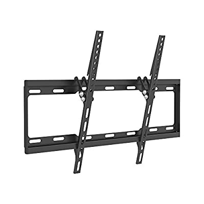 37-70 Inch TV Wall Mount (5336-A)Tilt with 14 Degree for TV Flat Panel/LED/LCD Monitor VESA up to 600400, Max Load 90lbs for Samsung, Vizio, Sony, Panasonic, LG, Sharp and Toshiba TV. Power by ProHT