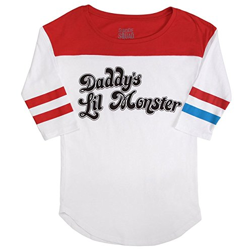 Suicide Harley Daddys Monster Raglan product image