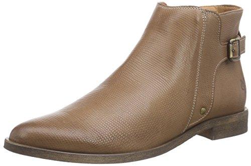 Marc O'Polo Flat Heel Bootie - Botas Mujer Marrón - Braun (tabacco 780)