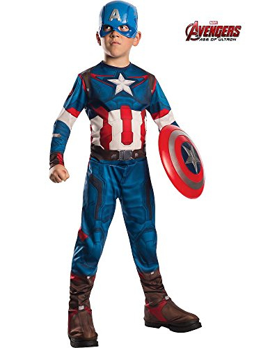 Rubie's Costume Avengers 2 Age Of Ultron Child's Captain America Costume