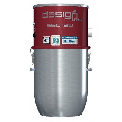DUOVAC DESIGN 650AW 4.79-GALLON SYSTEM