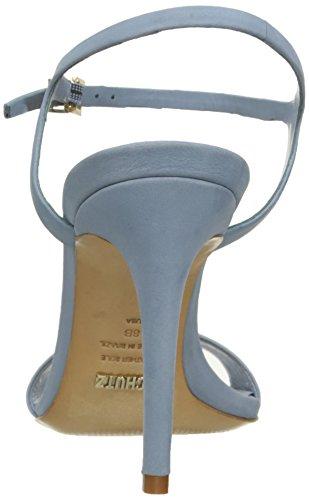 Schutz Women's Milady Dress Sandal Jeans qr6n2rKPkg