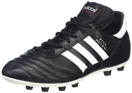 adidas Performance Men's Copa Mundial Soccer Shoe,Black/Whit