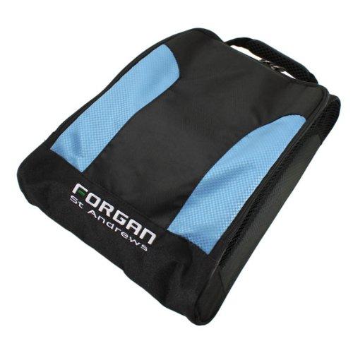 Andrews Golf Bag (Forgan Deluxe Golf Shoe Bag Black [Misc.])